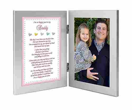Daddy's Girl – I'm So Happy You're My Dad Photo Frame