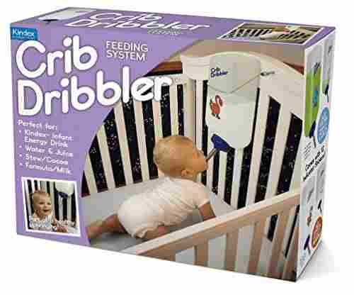 "Prank Pack ""Crib Dribbler"" – Standard Size Prank Gift Box"
