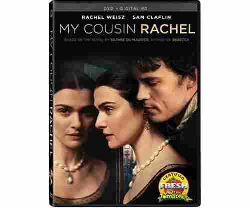 My Cousin Rachel DVD: 2018's Top Romance Movie