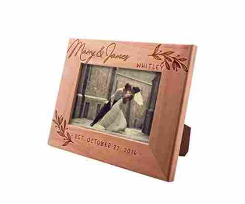 Personalized Picture/Keepsake Frame