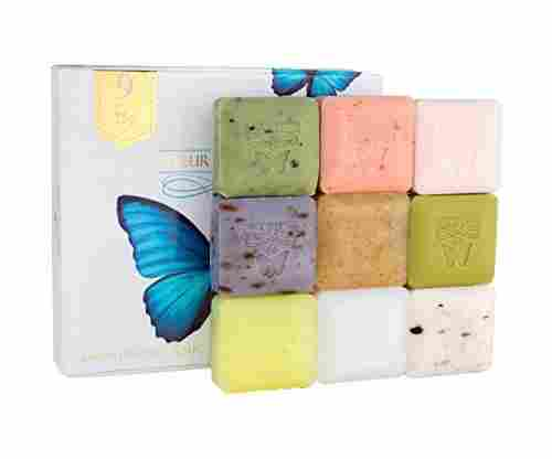 Ecstasy Soaps – Gift Box Set of 9
