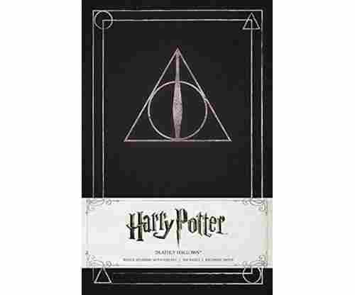 Harry Potter Hardcover Set Ruled Journal