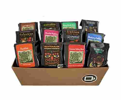 Indulgent Selection Gift Box – Coffee