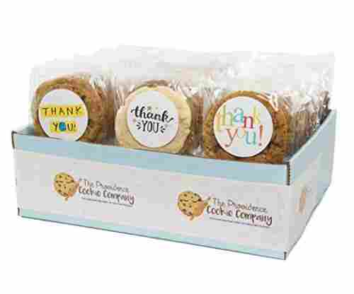 The Providence Cookie Company – 'Thank You' Gourmet Cookies