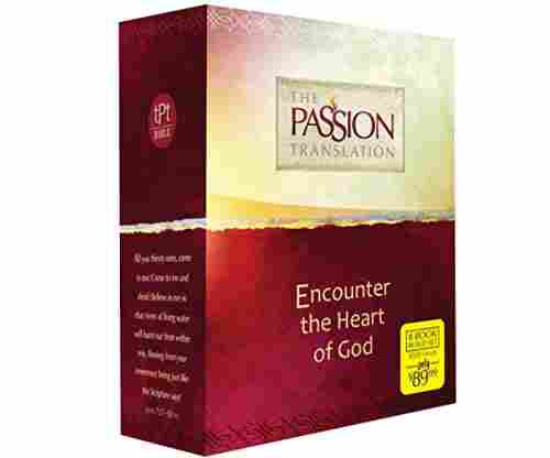 The Passion Translation – Eight in One Collection