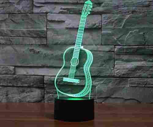 LED Night Light Guitar