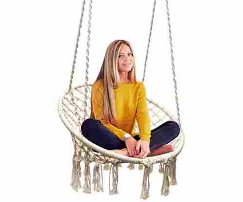 Sorbus Hammock Chair Macrame Swing