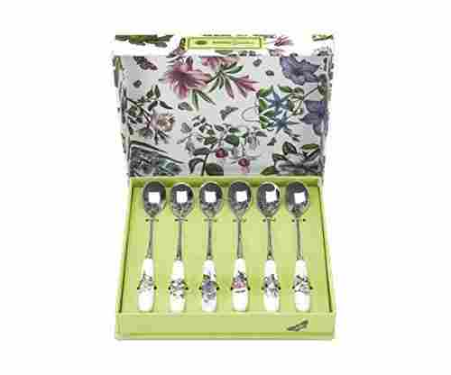 Portmeirion Botanic Garden Tea Spoons – Set of 6