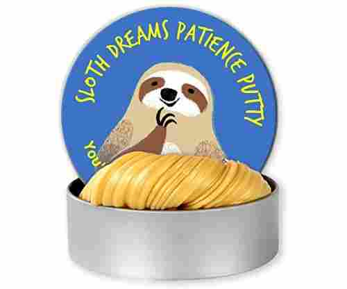 Sloth Dreams Patience Putty – Stress Relief Sloth