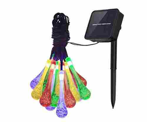 Innoo Tech 15ft 20 Icicle LED Solar String Lights