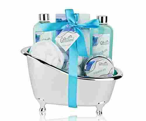 Ocean Spa Gift Basket