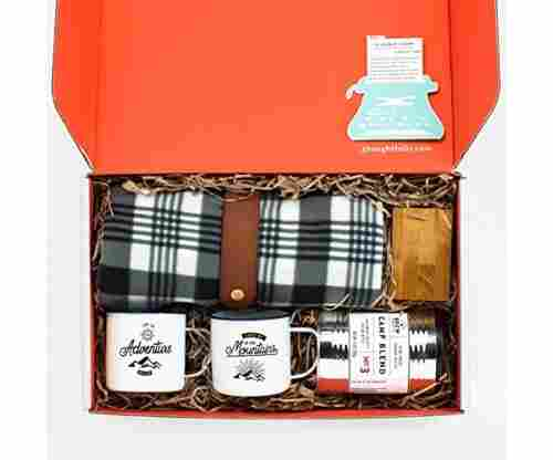 Coffee Camp Gift Box
