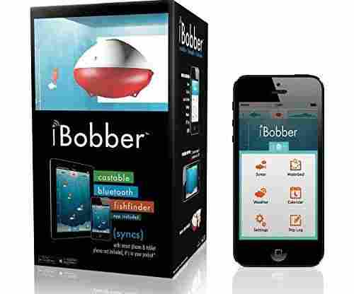 iBobber Wireless Bluetooth Smart Fish Finder for iOS/Android
