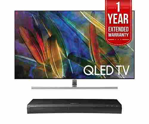 Samsung QN55Q7F 4K UHD 7 Series Smart TV