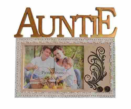 Gift Garden Auntie Picture Frame