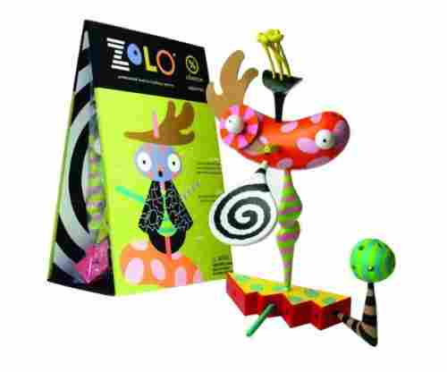 ZoLO Chance Creativity Playsculpture