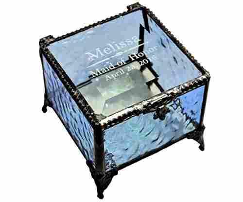 Jewelry Box – Made of Honor Keepsake