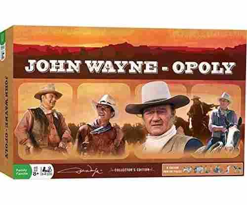 MasterPieces – John Wayne – Wayne-opoly