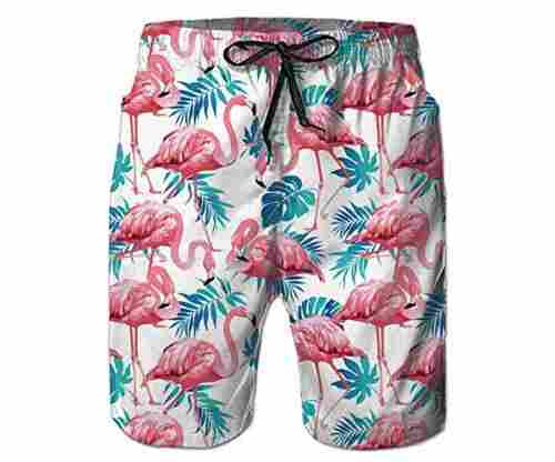 Alistyle Men's Swim Trunks – 3D Print Graphic