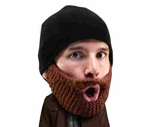 Beard Head Stubble Populous Beard Beanie
