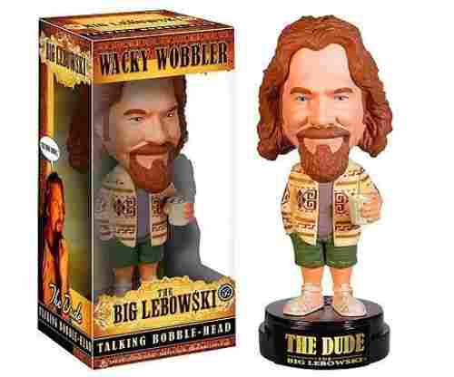Big Lebowski: The Dude Talking Figurine