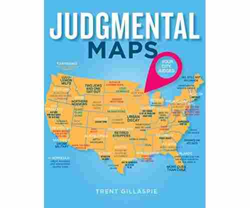 Judgmental Maps Book