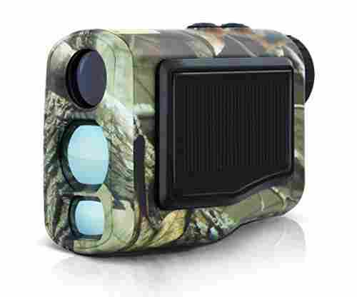 LaserWorks 600m Laser Rangefinder for Hunting