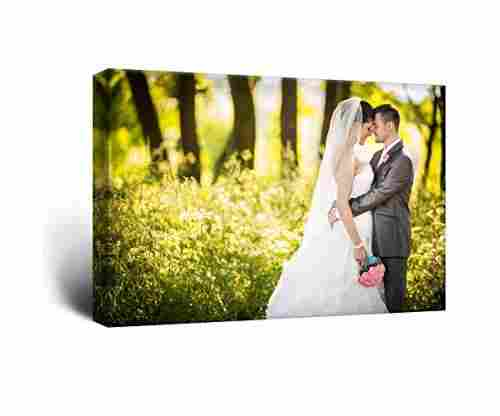 Personalized Photo to Canvas Print Wall Art – Customize Your Photo On Canvas Wall Art