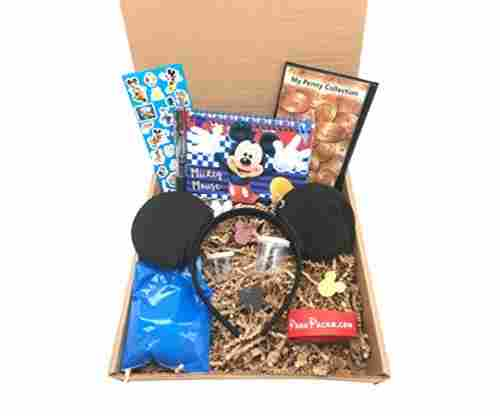 Mickey and Minnie Disney World Vacation Gift Set