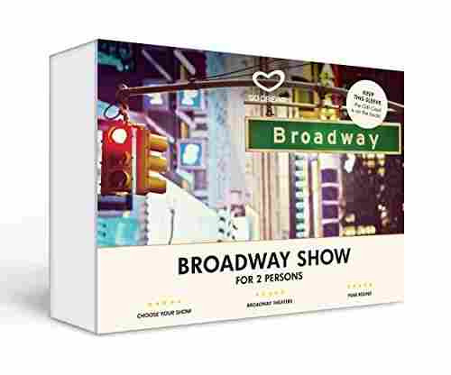Broadway Show in New York – Experience Gift Card NYC