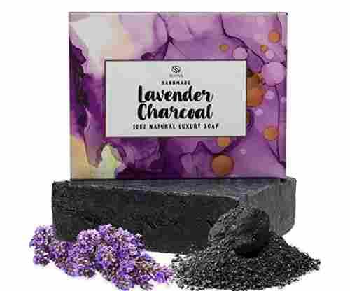 Charcoal Soap Bar – 100% Natural Ingredients