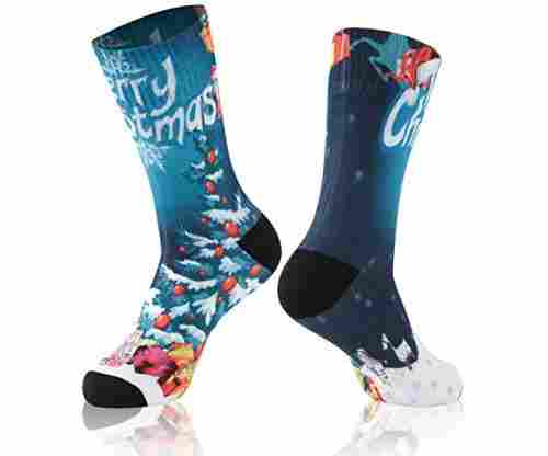 Mid-Calf and Ankle Waterproof & Highly Breathable Athletic Socks
