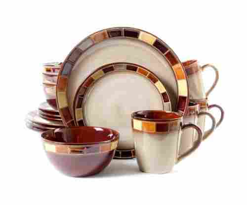 Gibson Elite Casa Estebana 16 Piece Dinnerware Set