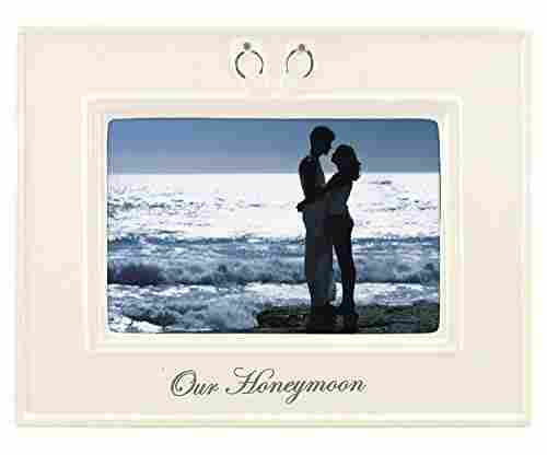 Malden International Designs – Our Honeymoon Picture Frame
