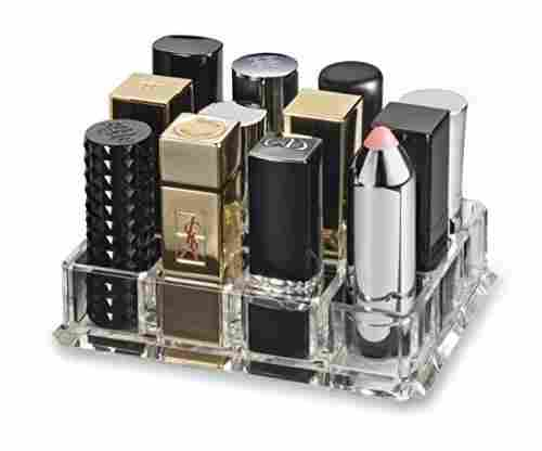 Acrylic Lipstick Holder and Organizer