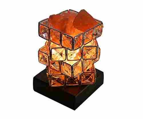 Himalayan Lamp – Pink Rock