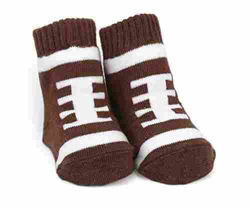 Bearington Baby Touchdown New-born Boys Football Socks