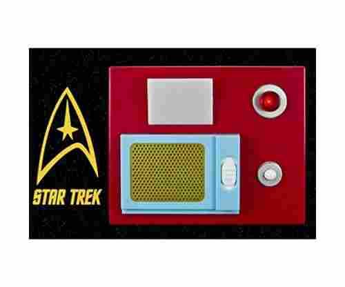 ThinkGeek Star Trek Electronic Door Chime – Motion-Sensitive