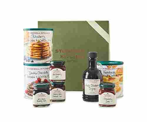 Stonewall Kitchen Pancake Sampler Gift (8 Piece Gift)