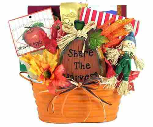 The Perfect Pumpkin Planter Halloween Basket