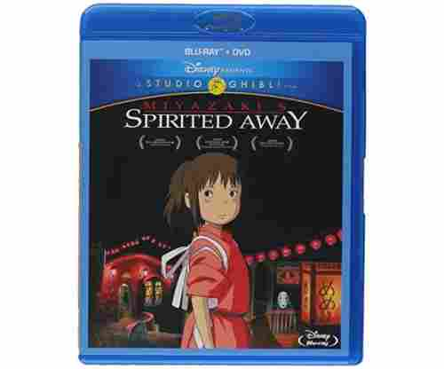 Spirited Away –  Hayao Miyazaki | Disney
