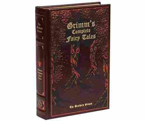 Grimm's Complete Fairy Tales – Hardcover