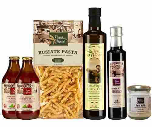 Papa Vince Gourmet Food Gift Set Fully Reviewed