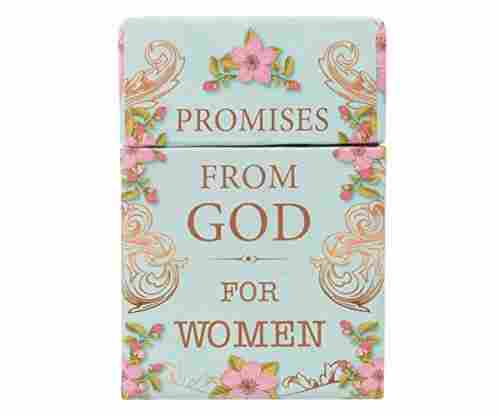 """Promises From God for Women"" – A Box of Blessings"