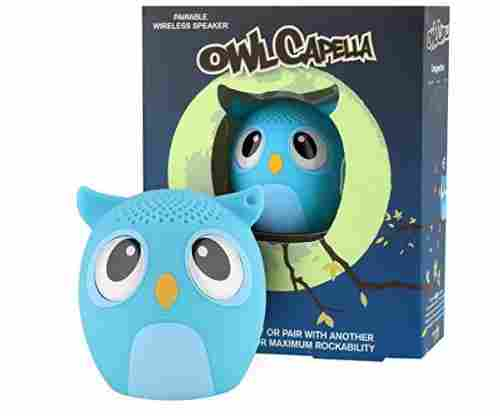 My Audio Pet Owl – Mini Bluetooth Animal Wireless Speaker