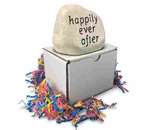 """Happily ever after"" – Engraved in Heavy little Rock"
