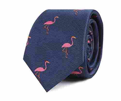 Animal Ties | Woven Skinny Neckties