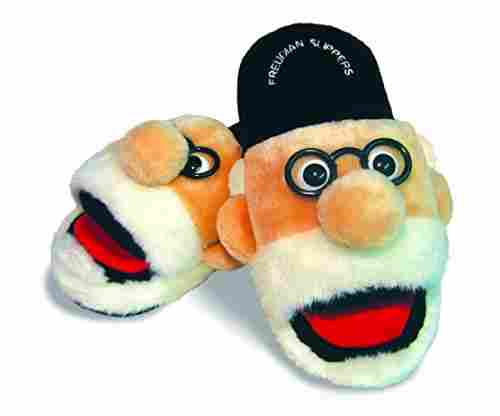 Freudian Slippers – Comfy Plush Slip-Ons