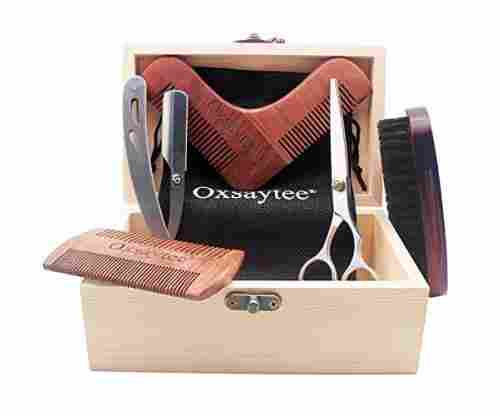 Beard Care Kit by Oxsaytee