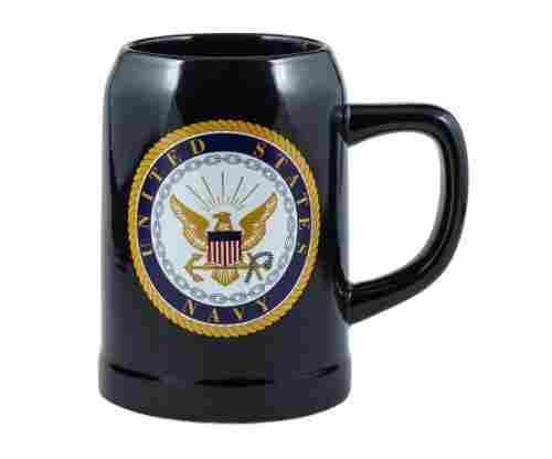 United States Navy Stoneware Mug